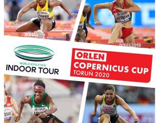 Finalists of World Championships in Doha will compete in Toruń